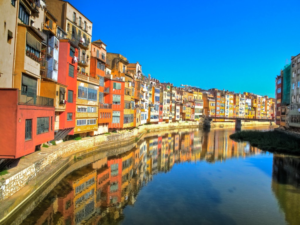 Жирона, Каталония