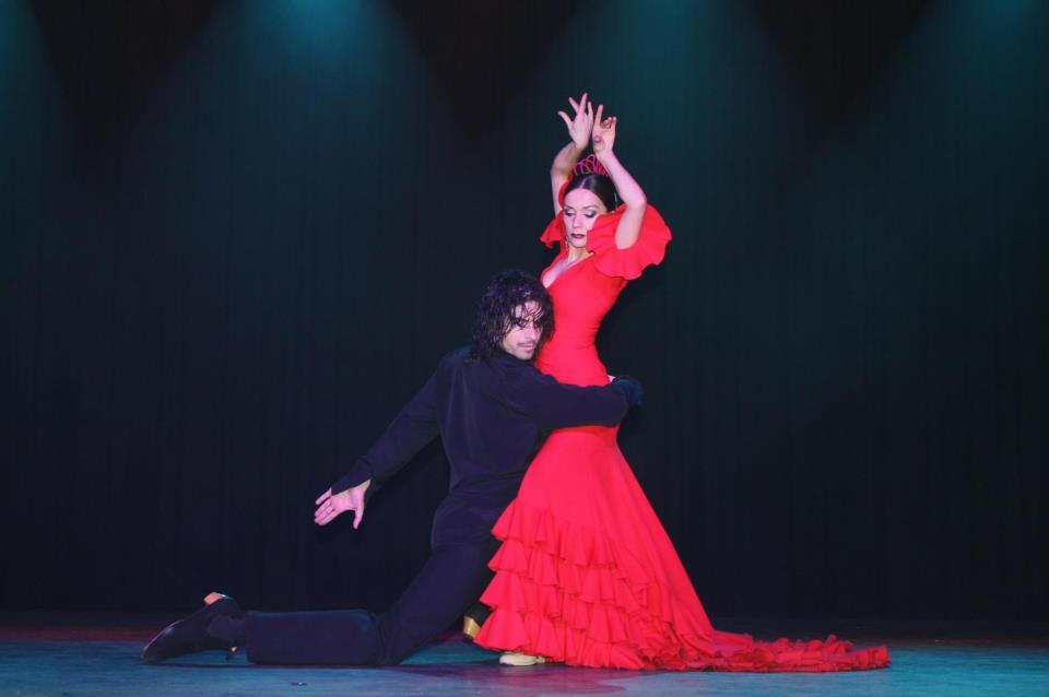 Шоу фламенко La Siesta