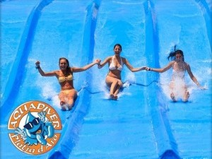 Аквапарк Плайя де Аро